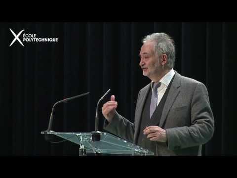 conférence - Le 18 février 2014, Jacques Attali, polytechnicien de la promotion 1963, est venu à l'École polytechnique donner une conférence intitulée : Peut-on penser le...