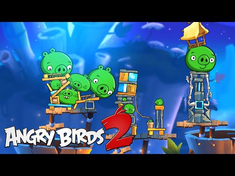 Gameplay del Angry Birds 2