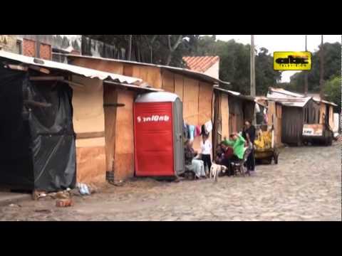 Ausentismo en escuela Santa Rosa de Lima por inundaciones