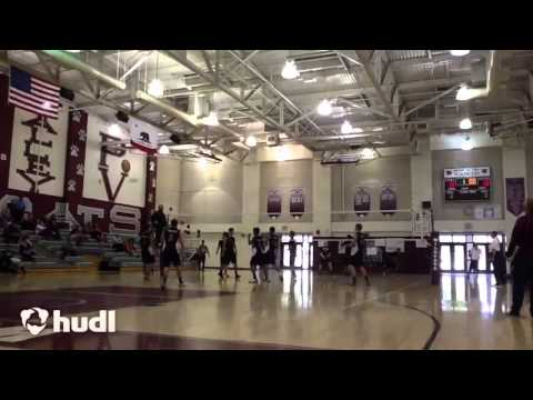 2015 Varsity Volleyball