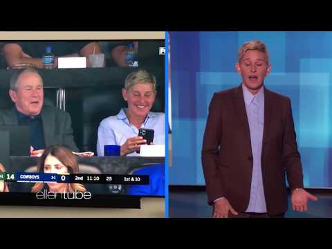 Ellen's message about being kind to ALL is so needed right now