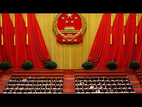Κίνα: Στόχος για ανάπτυξη 6,5% το 2017
