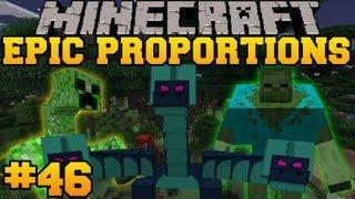 Minecraft: Epic Proportions - Make A Mod Pack?! - Episode 46 (S2 Modded Survival)