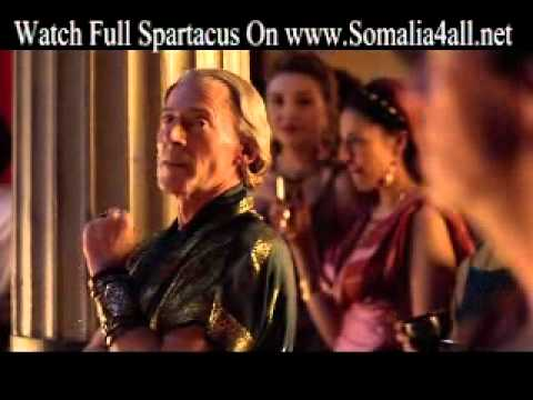 Spartacus Blood and Sand HD Trailer 11-Old Wounds