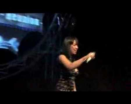 DJ Maia K @ Keep in Touch - La Réunion 2007