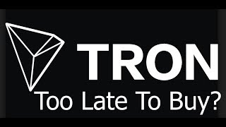 Too Late To Buy Tron? In A League Of Its Own