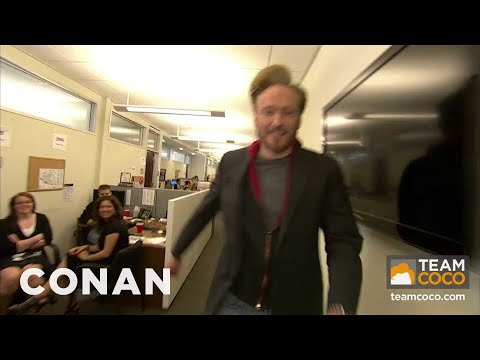 Conan O'Brien Presents: SHOW ZERO!