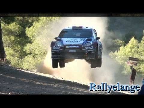 rally - WRC Acropolis Rally of Greece 2013 HD]
