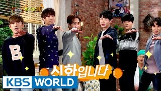 Happy Together  Shinhwa Is Back Special ENG/20170119
