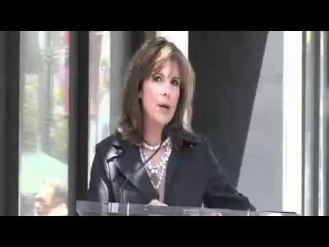 Susan Saint James Walk of Fame Ceremony