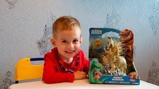Хороший Динозавр - Стиракозавр / Good Dinosaur - Styracosaurus
