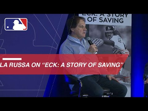 Video: Tony La Russa takes questions on 'Eck: A Story Of Saving'