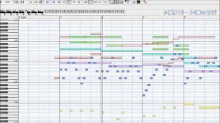Download Lagu 【MIDI】山陽新幹線発車メロディ 「銀河鉄道999」 Mp3