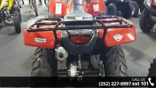 4. 2016 Honda FourTrax® Rancher® 4x4 Power Steering Rec/Ut...