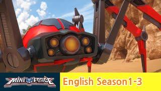 Video [English ver.dub ]MINIFORCE Season1 Ep.3: Attack of Spider Mechamon MP3, 3GP, MP4, WEBM, AVI, FLV September 2018