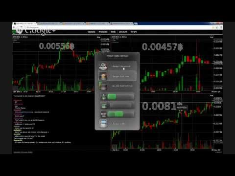 Bitcoin LIVE Trading – Tools, Tips, News and Booze