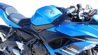 10. 2018 Kawasaki Ninja 650 ABS