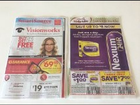 6/27/15-Sunday Coupon Insert Preview.....2 Inserts this Week...(1) Smartsource & (1) Redplum!