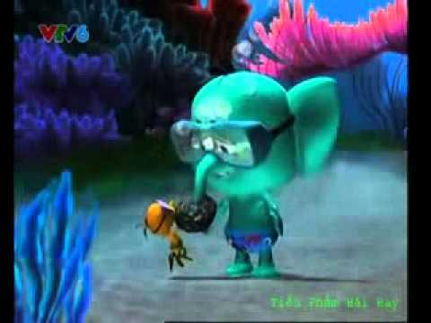 Phim hoạt hình 3D - Voi cà Chua và Chim Sẻ Susu - tập 2