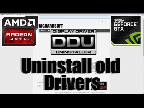 display driver uninstaller - How to