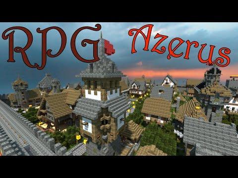 RPG | Azerus #14 Тяжкое подземелье