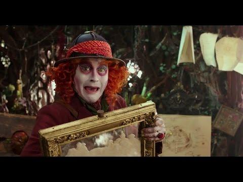Alice de l'Autre Côté du Miroir - Bande annonce (VOST)