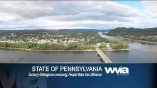 Selinsgrove (PA) United States  city images : WVIA State of Pennsylvania - Sunbury, Selinsgrove, Lewisburg - Thursday at 7 on WVIA-TV