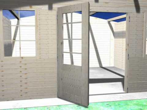 Caseta jardin aluminio videos videos relacionados con for Caseta aluminio jardin