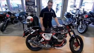 6. 20 Days of Savings Moto Guzzi V7 Racer