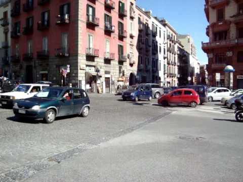 Traffico a Napoli - Traffic in Naples