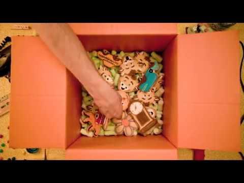 Chocolate - Jesse y Joy (Video)