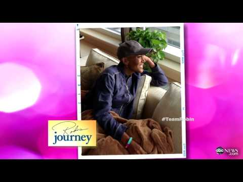 Robin Roberts Calls Oprah, 'GMA' Live from Home as She Recovers from MDS Bone Marrow Treatment