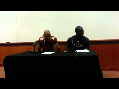 Kevin Pierre-Louis Interview 11/16/2013 video.