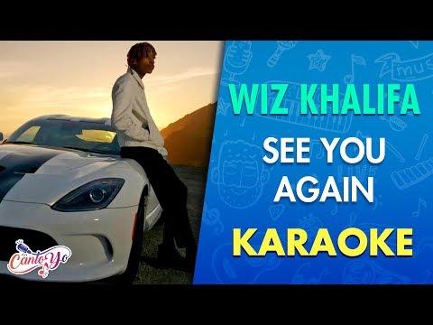 Wiz Khalifa - See you Again ft Charlie Puth (Karaoke) | CantoYo