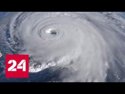 Разметавший восток США ураган \