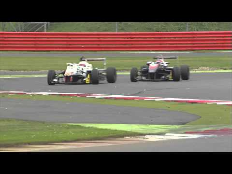 SILVERSTONE Race 1 Highlights – Euroformula Open ROUND 5 UK