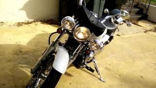 5. 2004 Yamaha V-Star Custom 650cc for sale