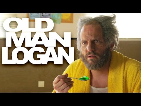 "parodia divertente del film ""logan - the wolverine"""