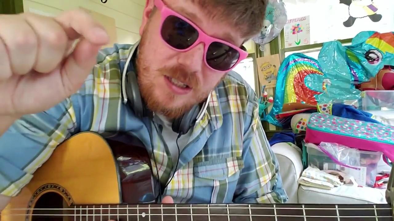 twenty one pilots – My Blood // easy guitar tutorial for beginners