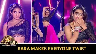 Video Sara Ali Khan Makes Everyone Twist With Her Dance Moves | Umang 2020 download in MP3, 3GP, MP4, WEBM, AVI, FLV January 2017