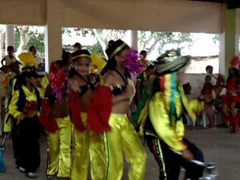 Projeto Rondon em Igarapé do Meio - Bumba Reggae