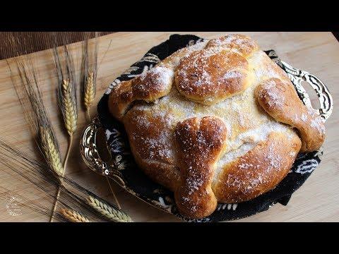 Pan de Muerto   Day of the Dead Bread Recipe   The Sweetest Journey
