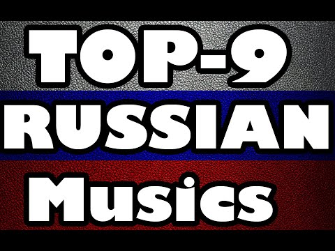TOP 9 Russian Songs You´ve Heard And Don´t Know The Name