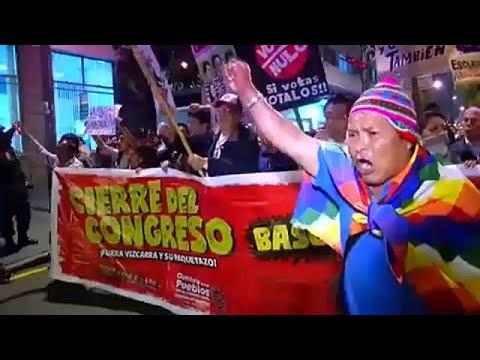 Peruaner protestieren gegen gestiegene Preise