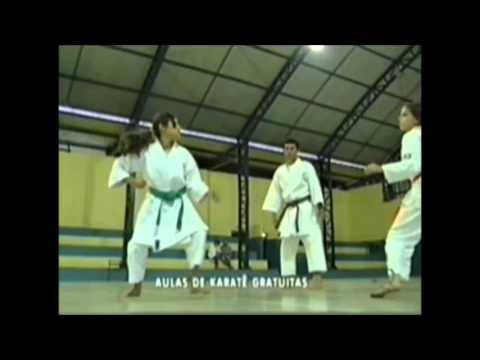 Projeto Social karate Bady Bassitt