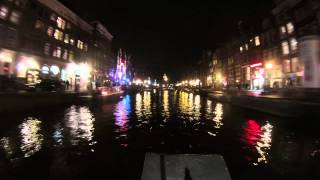 Canaltour Amsterdam 10FPS Timelapse