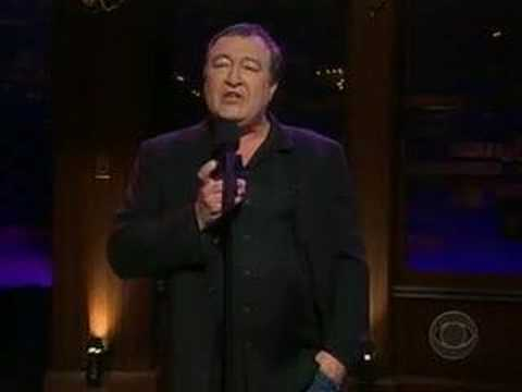 Dom Irrera - Late Late Show with Craig Ferguson (see DVD info)