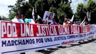 #MarchoPorTí