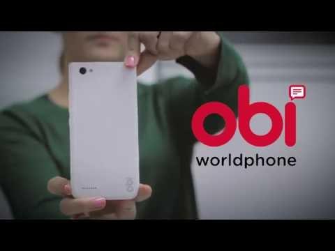 Smartphone Obi Worldphone