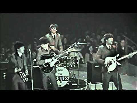 Beatles First U.S. Concert At Washington Coliseum